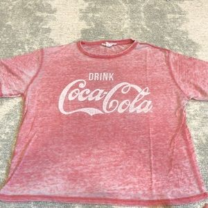 Mango Red Coca Cola T-Shirt